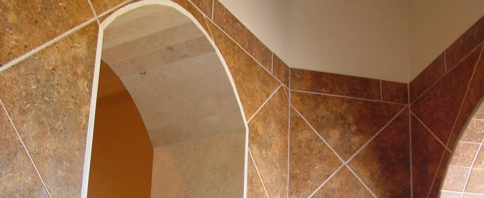 Tile Archway